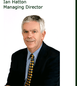 An image of Ian Hatton; Managing Director of G-Palm