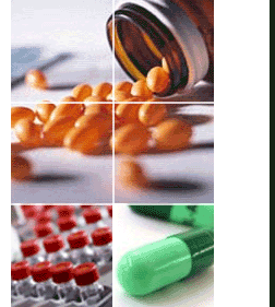An image of various medicinal drugs